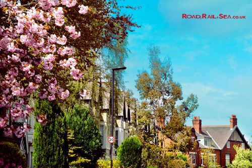 The delightful suburb of Jesmond in Newcastle. Plenty of chic cafes, restaurants and shops in this area. Travel to Newcastle in just 3 hours by train or stay overnight before catching the ferry to Amsterdam with DFDS.