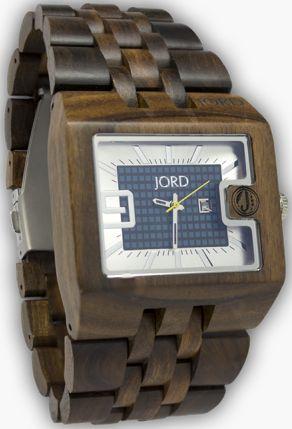 Jord Wooden Watch WW 4/6