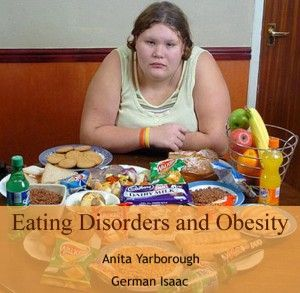 Eating Disorders and Obesity.........http://www.oceanmedia.in