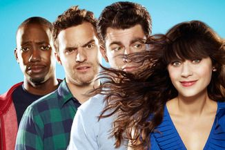 New Girl. After a bad break-up, Jess, an offbeat young woman, moves into an apartment loft with three single men. Although they find her behavior very unusual, the men support her - most of the time.