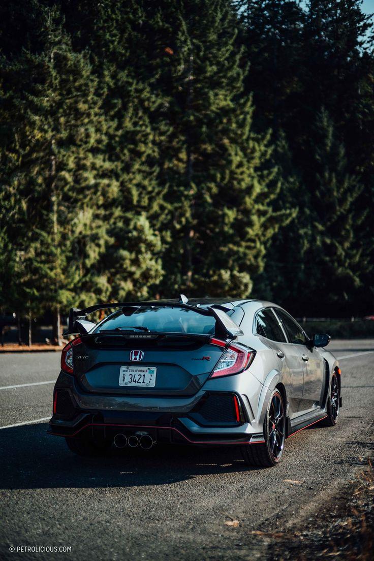 The 2017 Honda Civic Type R Is Energetic, Radical, Perfect • Petrolicious #Cars