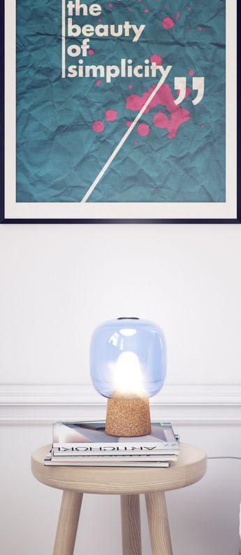 La Lampe A Poser Picia Est Signee Par Le Designer Italien Enrico