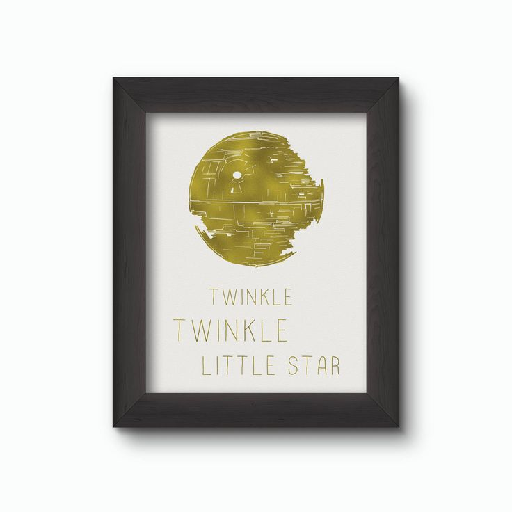 New in our shop! Twinkle twinkle little star faux gold print | nursery art | Minimalist Print | Digital art | Kids room | Galaxy | Death star | Star Wars https://www.etsy.com/listing/530586627/twinkle-twinkle-little-star-faux-gold?utm_campaign=crowdfire&utm_content=crowdfire&utm_medium=social&utm_source=pinterest