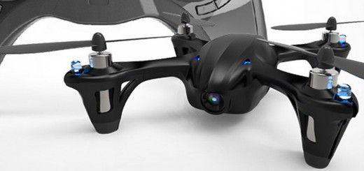 Get 55% off the limited edition Code Black Drone with HD Camera