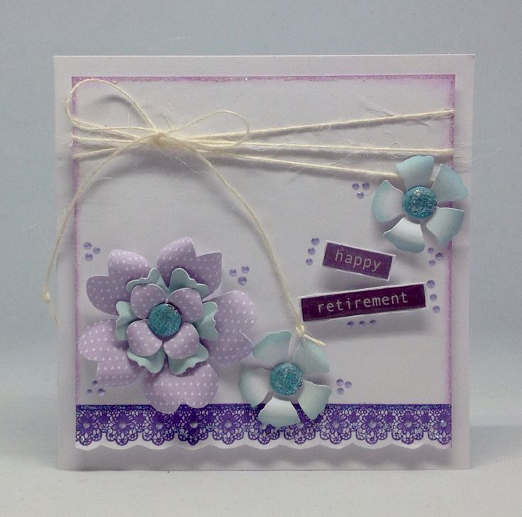 Card created using Julie Loves Hearts and Flowers Project Kit and Stamp Set, by Julie Hickey www.craftworkcards.com