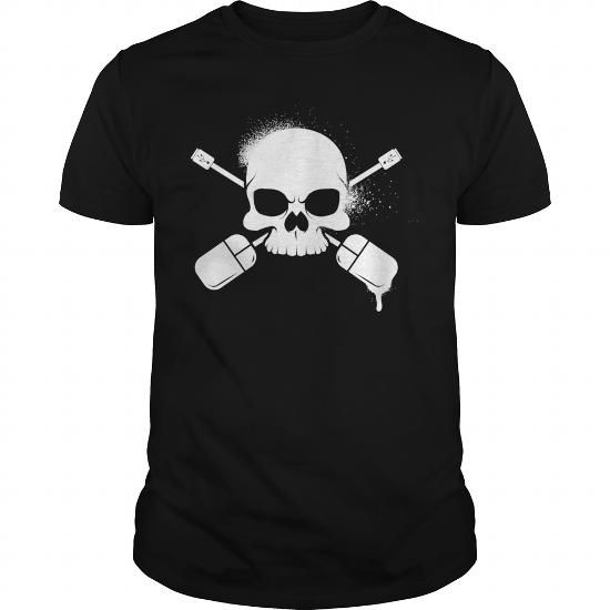 Modern Pirate T Shirt - Men's Long Sleeve T-Shirt LIMITED TIME ONLY. ORDER NOW if you like, Item Not Sold Anywhere Else. Amazing for you or gift for your family members and your friends. Thank you! #modern #pentathlon #shirts