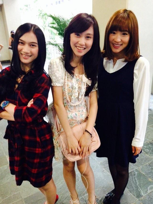 Melody, Michelle, Haruka