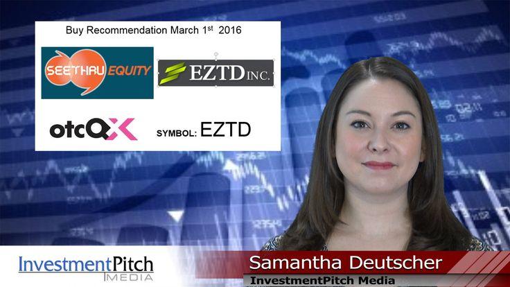 See ThruEquity - Buy Recommendation - EZTD Inc (OTCQX: EZTD)