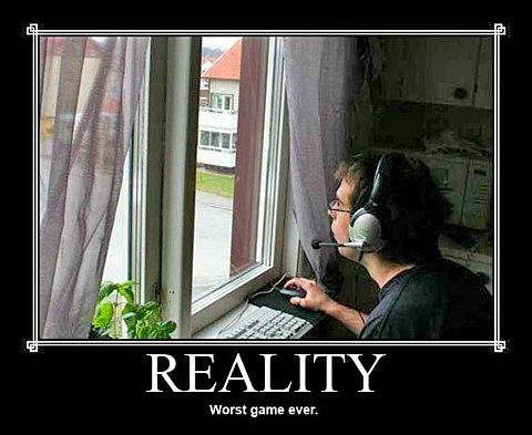 Reality, Worst Game Ever