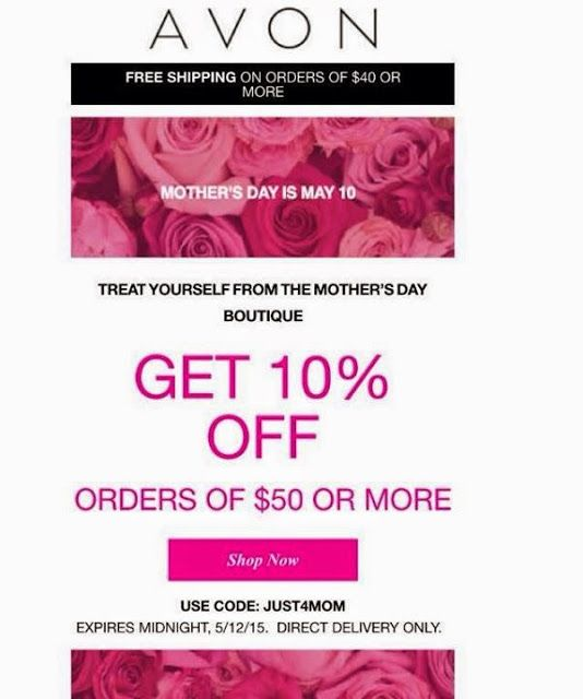 Best Avon MotherS Day Gifts Images On   Avon Online