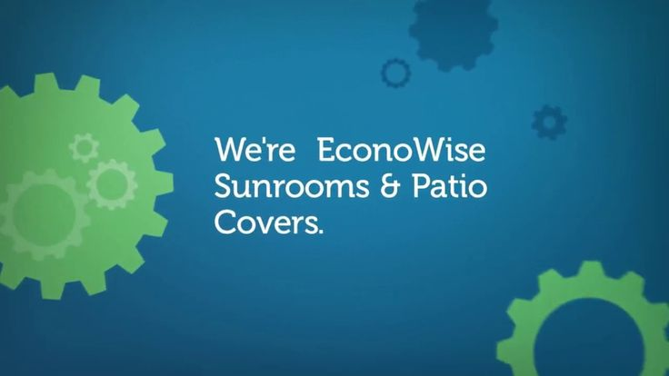 Econowise Sunrooms and Patio Covers
