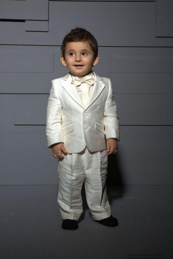42b15cdbc traje estilo sastre para bautizo, Trajes para bautizo, ropa para bautizo de  niño,