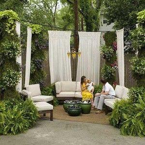 ber ideen zu terrassen vorh nge auf pinterest outdoor vorh nge vorh nge und au enterasse. Black Bedroom Furniture Sets. Home Design Ideas