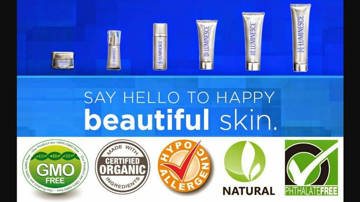 Luminesce skin care  lulow.jeunesseglobal.com