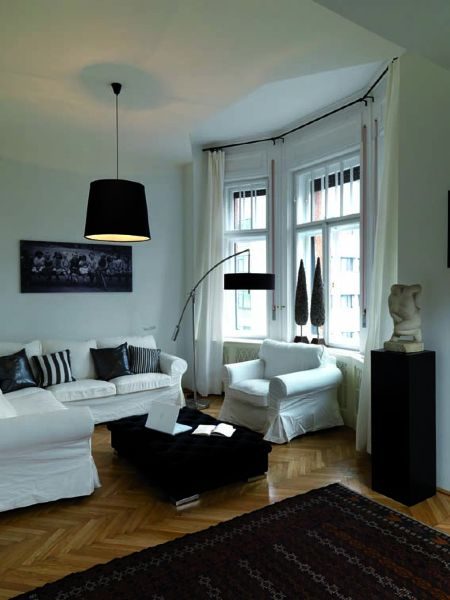 Another Budapest Apartment.