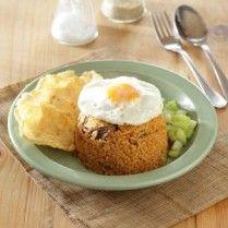 ... Indonesian - nasi on Pinterest | Jasmine rice, Nasi goreng and Bento