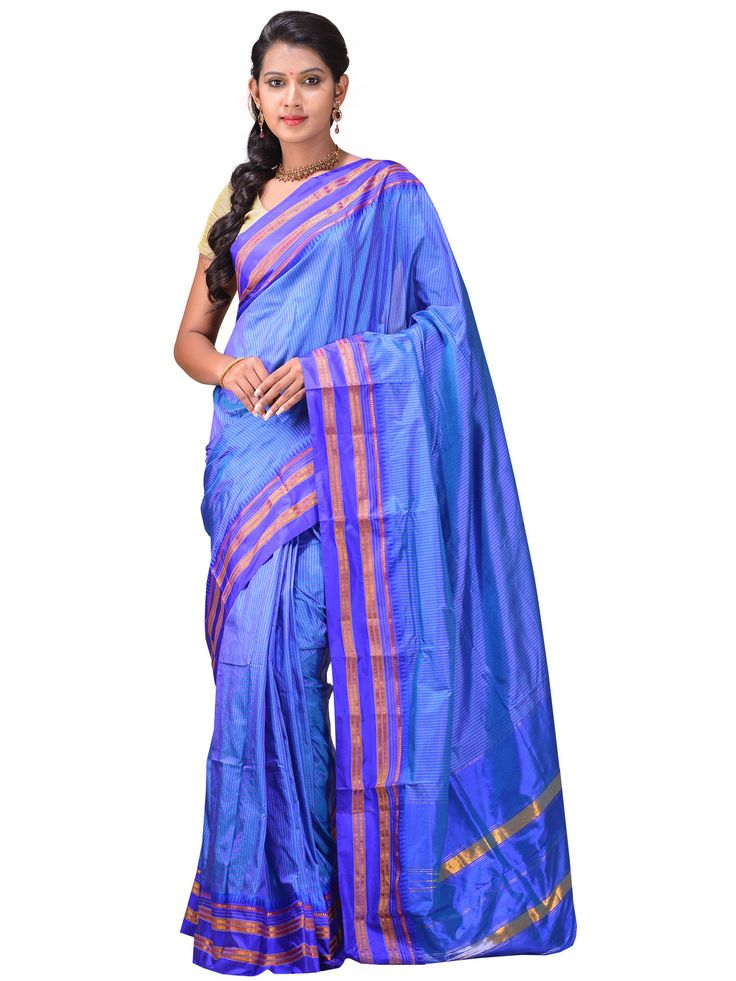 Traditional Narayanpet Hand Woven Sarees