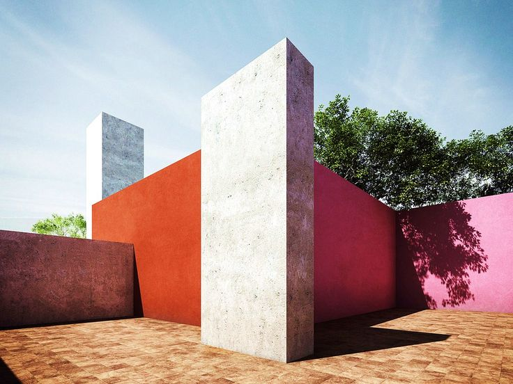 Luis Barragán Architecture | Image via Plataforma Arquitectura