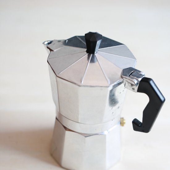 Let's watch this simple video, no expensive coffee machine is needed for authentic Italian style espresso!