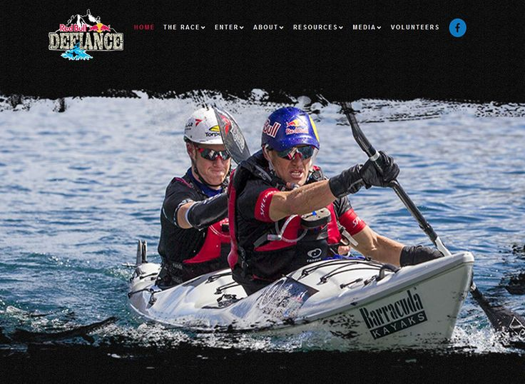 Red Bull Definance event in New Zealand. Required a site that would allow online event registration and payments.…
