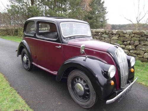 1948 Morris 8 Series E For Sale on Car And Classic UK [C361441]