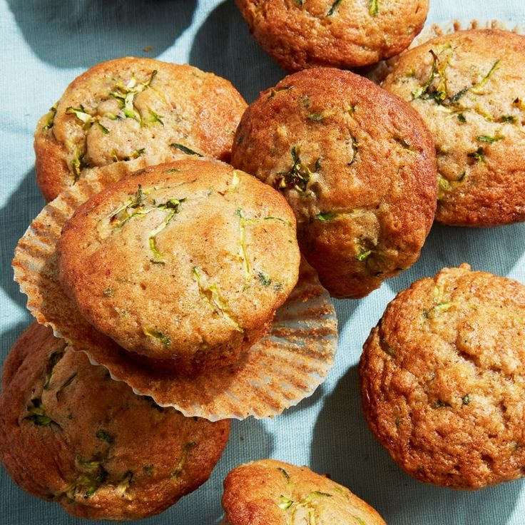 While our ultimate zucchini muffins are, well, ultimate, a pinch of freshly grated nutmeg or clove can elevate these snack-sized treats to another level.