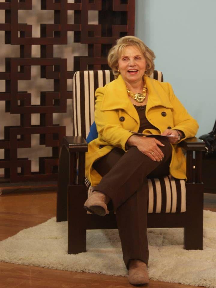 LUZ DE ARANGO: DE AMA DE CASA A ESTRELLA DE TELEVISIÓN   Primicia Diario