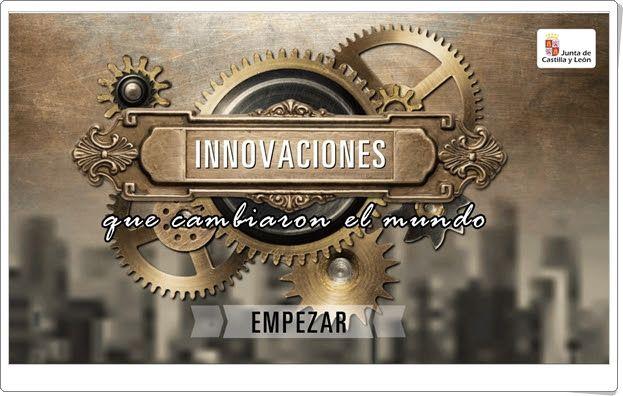 """""""Innovaciones que cambiaron el mundo"""" (Educación Primaria)"""