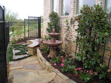Petit jardin avant Aménagement paysager Idées Photos de design Rénovation de la décoration et des idées …