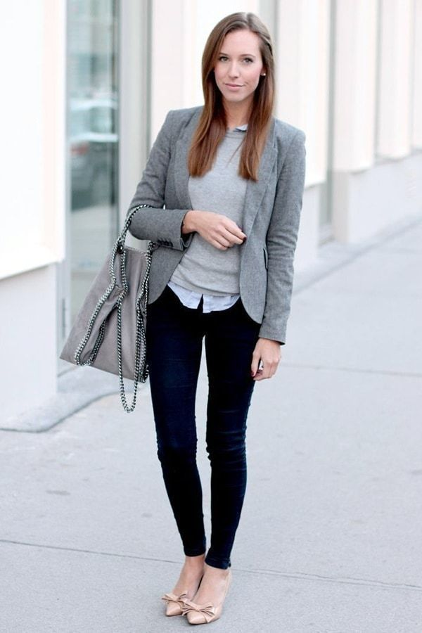 Perfect Interview Outfits For Women (40) #interviewoutfits