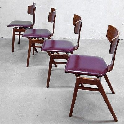 Located using retrostart.com > Dinner Chair by Cees Braakman for Pastoe