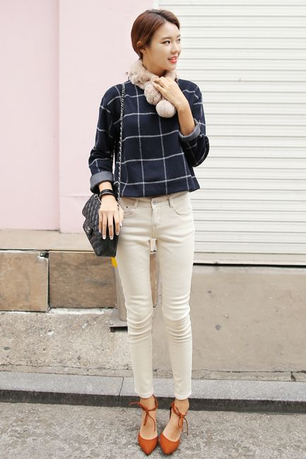 Outfit Ulzzang Invierno