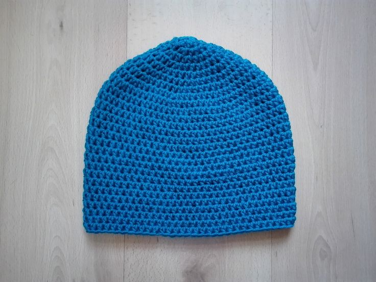 Wełniana czapka typu Beanie wykonana na szydełku :) #crochet #handmade