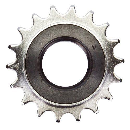 "Shimano SF-MX30 Single Speed Freewheel (18Tx3/32"" 1 Speed):   Shimano single speed freewheels feature hardened steel teeth and fit standard threaded hubs."