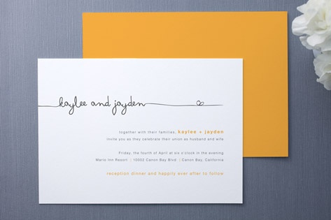 @Megan Quirie, here's another, much cheaper option for invitations!  Predesigned.  I think these are very nice!  100 for $234.
