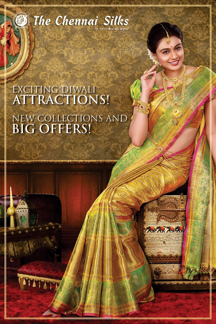 Enjoy Diwali shopping with your family!