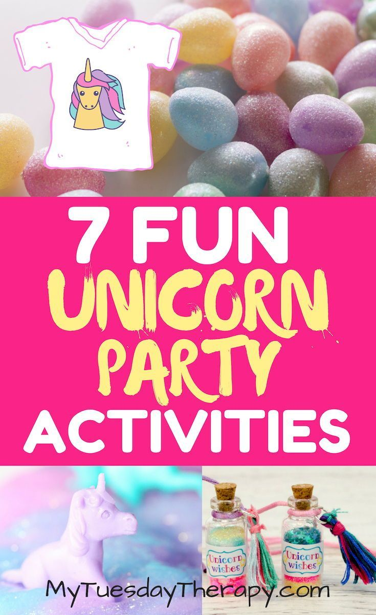 27 Sparkling Fun Unicorn Party Ideas | Two Year Olds