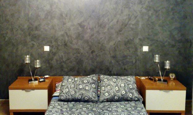 Efectos de pintura en paredes 4 marmol paredes - Pintura efecto marmol ...