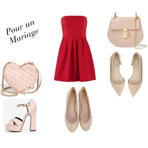 9178e7673 Robe rouge pour un mariage - Forum mode