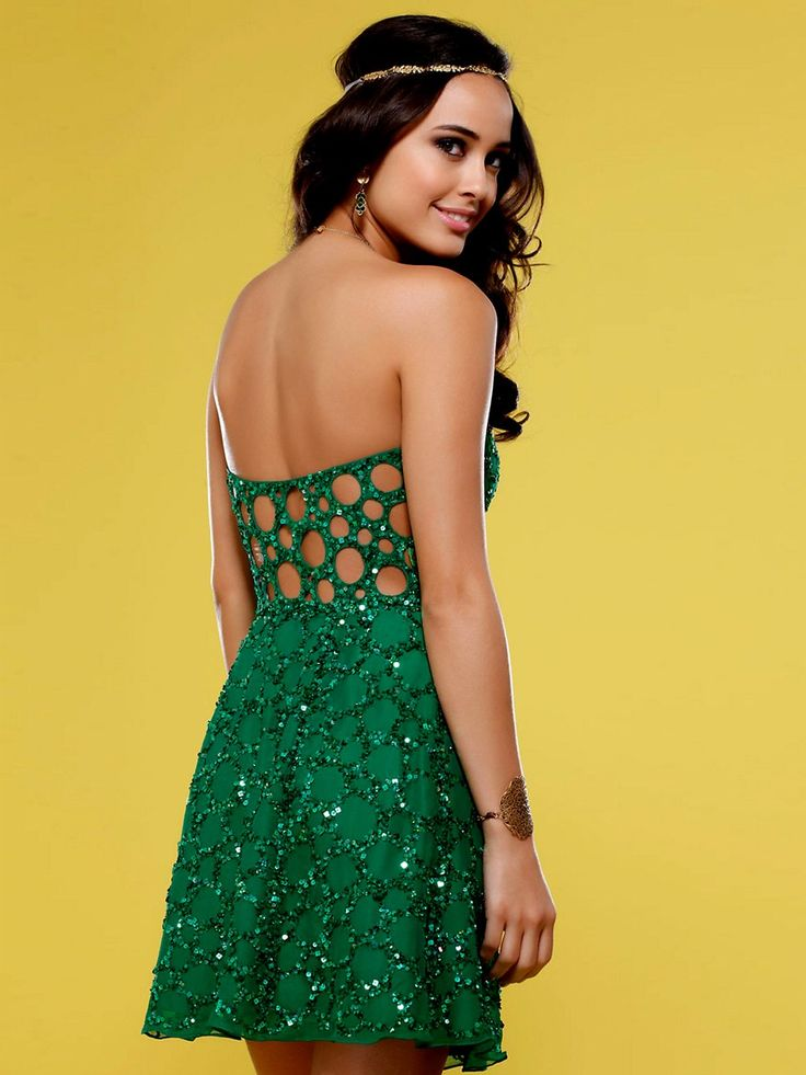 a-dark-green-in-sequin-charming-and-attractive-cocktail-dress
