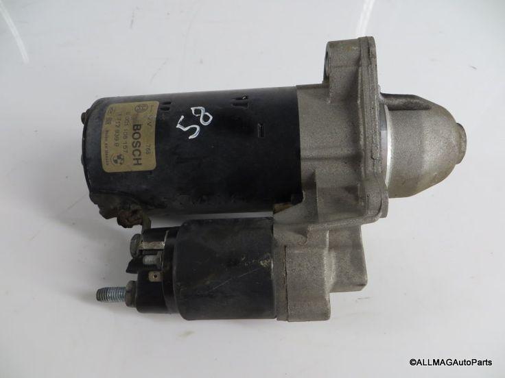 1996-2006 BMW 3 5 Z Series Starter Motor Ignition Bosch 58 12412354709 E46