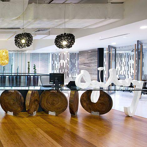 agence de publicité Ogilvy & Mather à Jakarta.