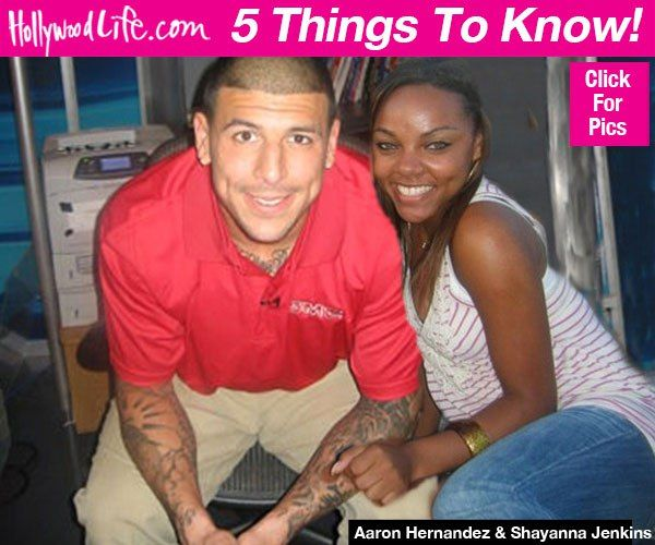 Shayanna Jenkins: 5 Things To Know On Aaron Hernandez's Fiancé & Mother Of Daughter, 4