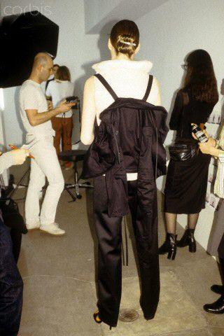 Helmut Lang Backstage-F/W 99.00