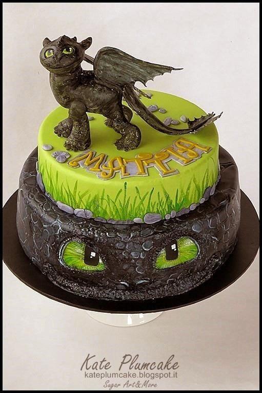 uber 1.000 Ideen zu ?Toothless Cake auf Pinterest ...