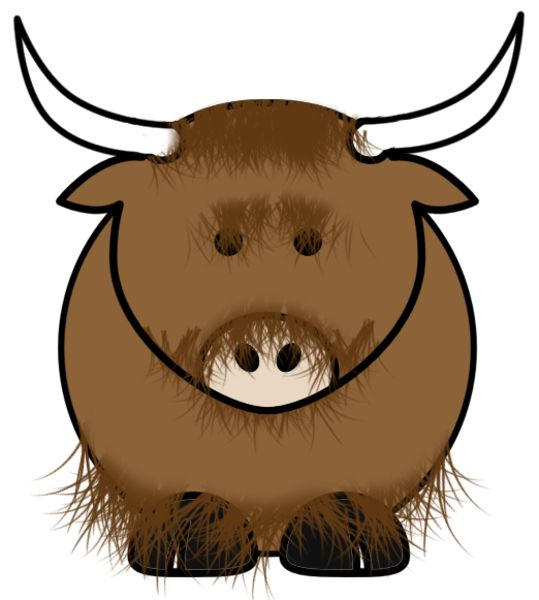 7 best yaks images on pinterest animal drawings art clipart and rh pinterest com  yak clipart images