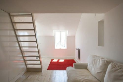 This Was A Low Cost Loft Conversion They Created A