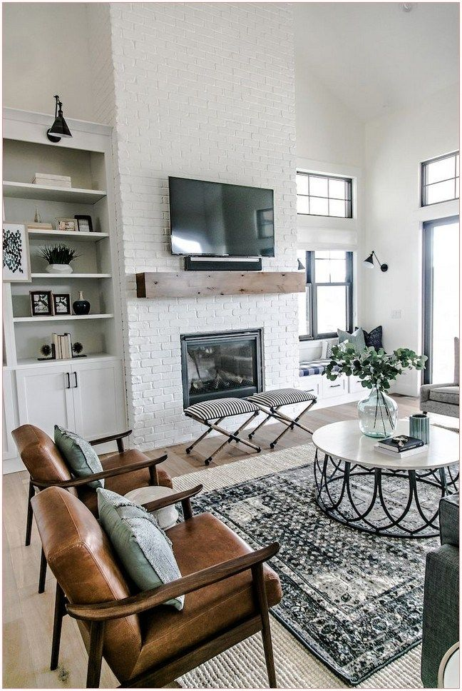 25 Living Room How To Decorate A Simple Living Room Redon Xyz In 2020 Farmhouse Living Room Furniture Farm House Living Room Modern Farmhouse Living Room Decor
