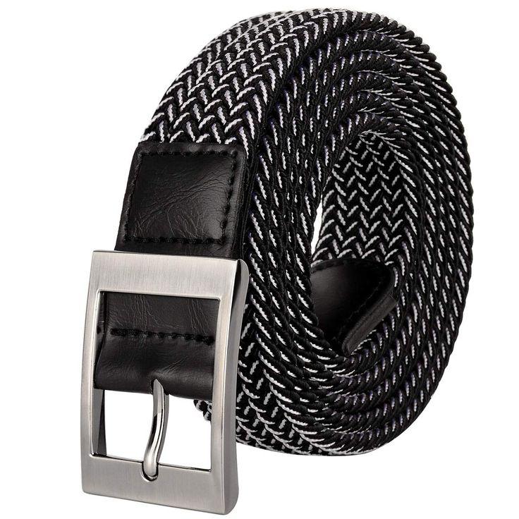 Drizzte Mens Belt Plus Size 47 t   – Elastic Waist Belt