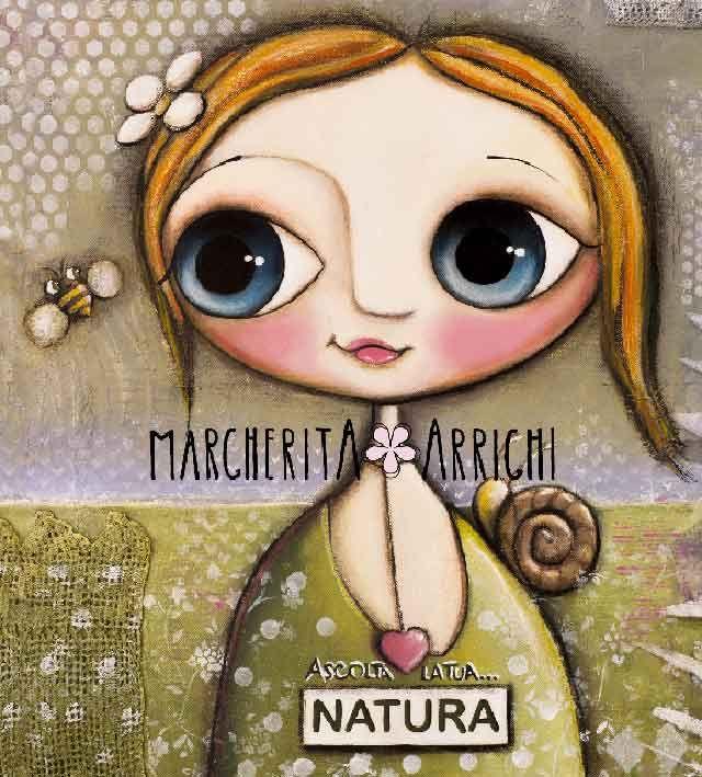 Pupetta con Occhi Grandi, Ascolta la tua Natura